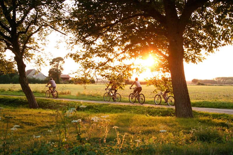 Echappées à vélo - Fête des châteaux à vélo au départ de Crouy-sur-Cosson