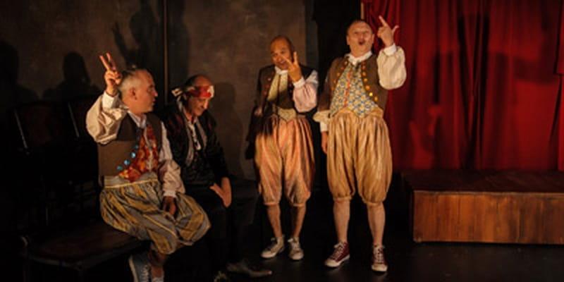 La Compagnie du Hasard – Le dernier songe de Shakespeare à la Halle de Mer