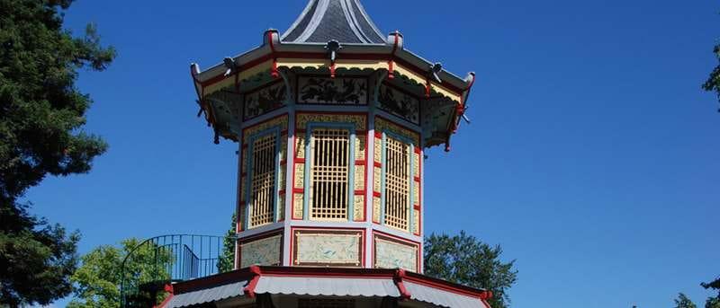 Journées Européennes du Patrimoine - Visite commentée de la pagode de l'hôtel de ville