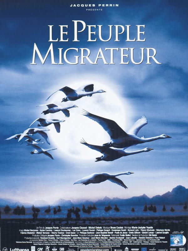 Cinéma de plein air : 'Le peuple migrateur'