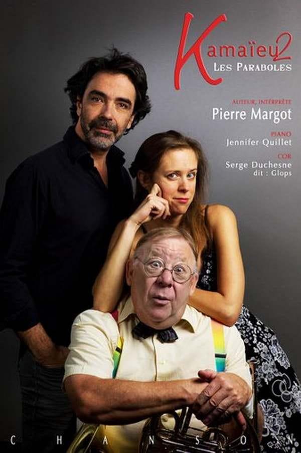 Pierre Margot chante
