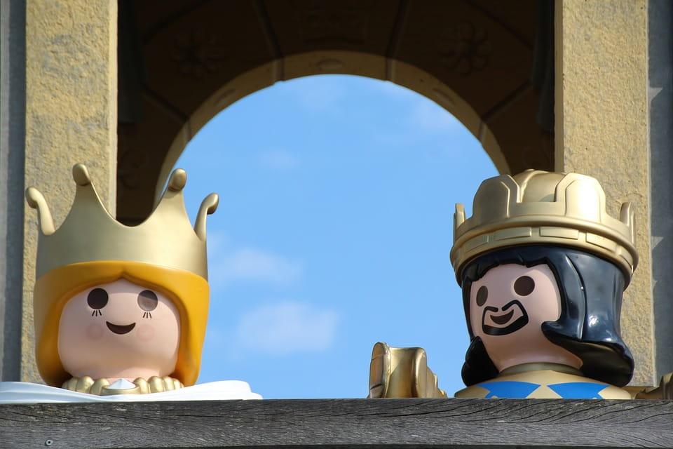 Exposition Playmobil : Les châteaux à travers le temps