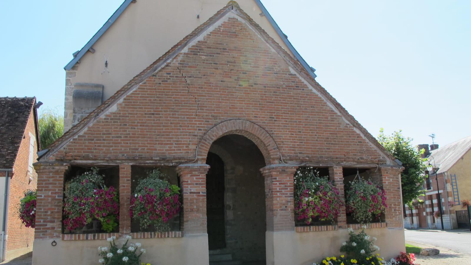 Visite guidée des églises - Eglise Saint Pierre - Villemurlin