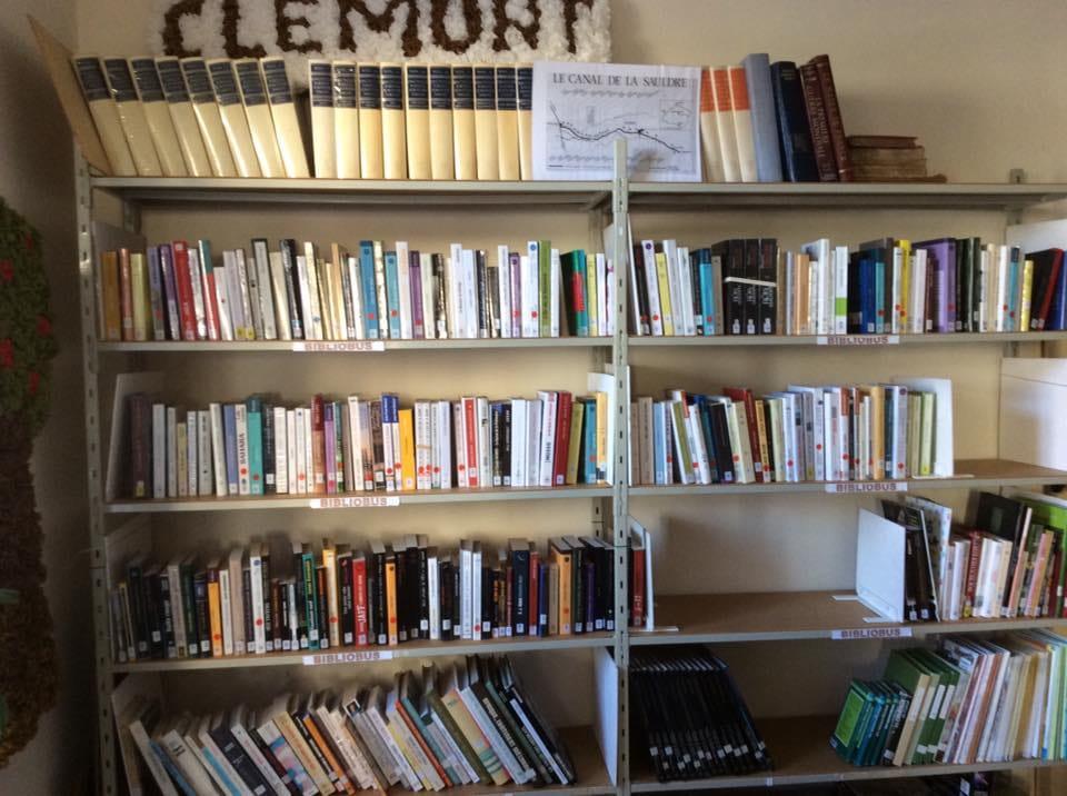 Bibliothèque de Clémont