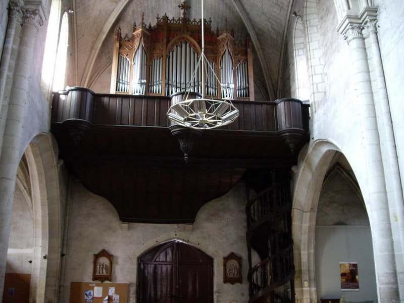 Concert de musique sacrée - clarinette et orgue