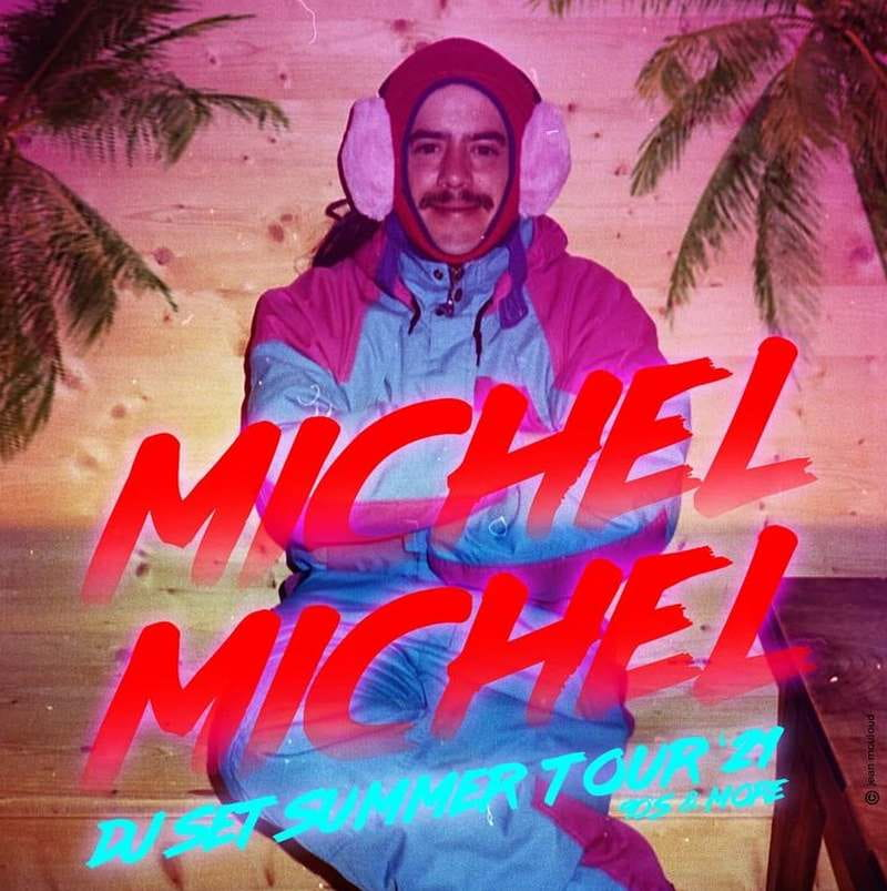 Soirée Dj Michel-Michel
