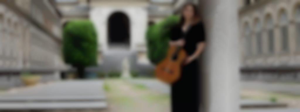 Eté musical : Récital de guitare Cassie Martin