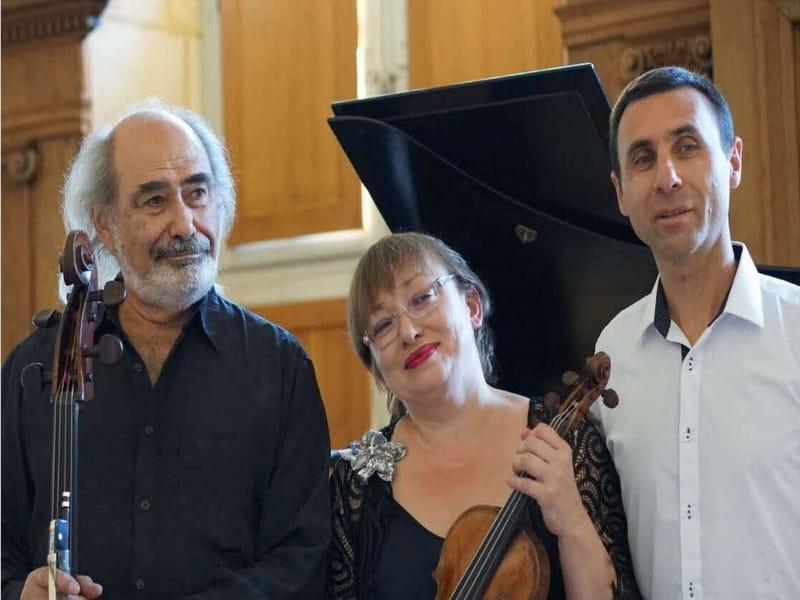 Festillésime41 - 'Trio Drobinsky' à Mont-près-Chambord