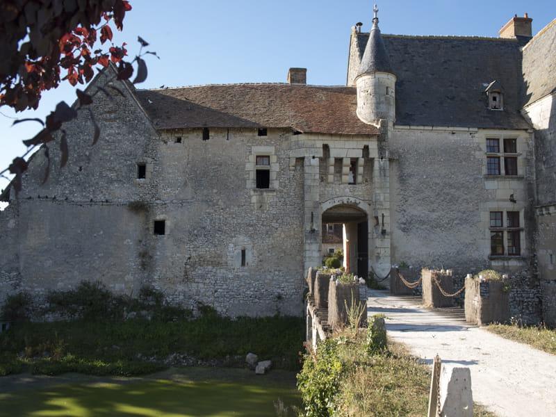 Nuit des châteaux - Détective Party nocturne au Château de Chémery
