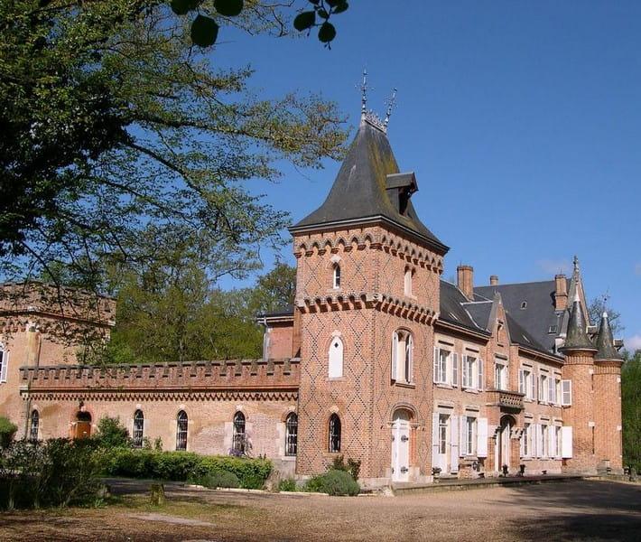 Château Les Muids - Restaurant le Skottowe