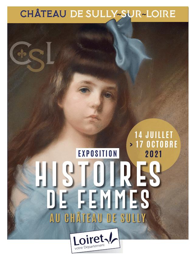 Exposition : Histoires de Femmes au Château de Sully-sur-Loire