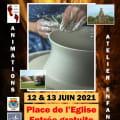 Marché des potiers les 12 et 13 juin 2021