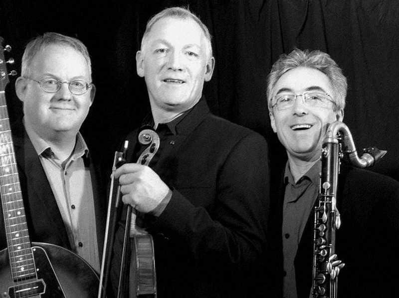 Festillésime41 - 'Strollin' jazz trio' à Saint Loup-sur-Cher