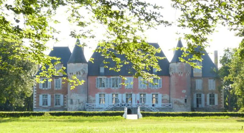 Le Château de Souesmes